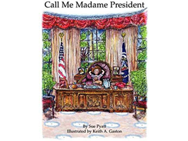 Call Me Madame President Cover